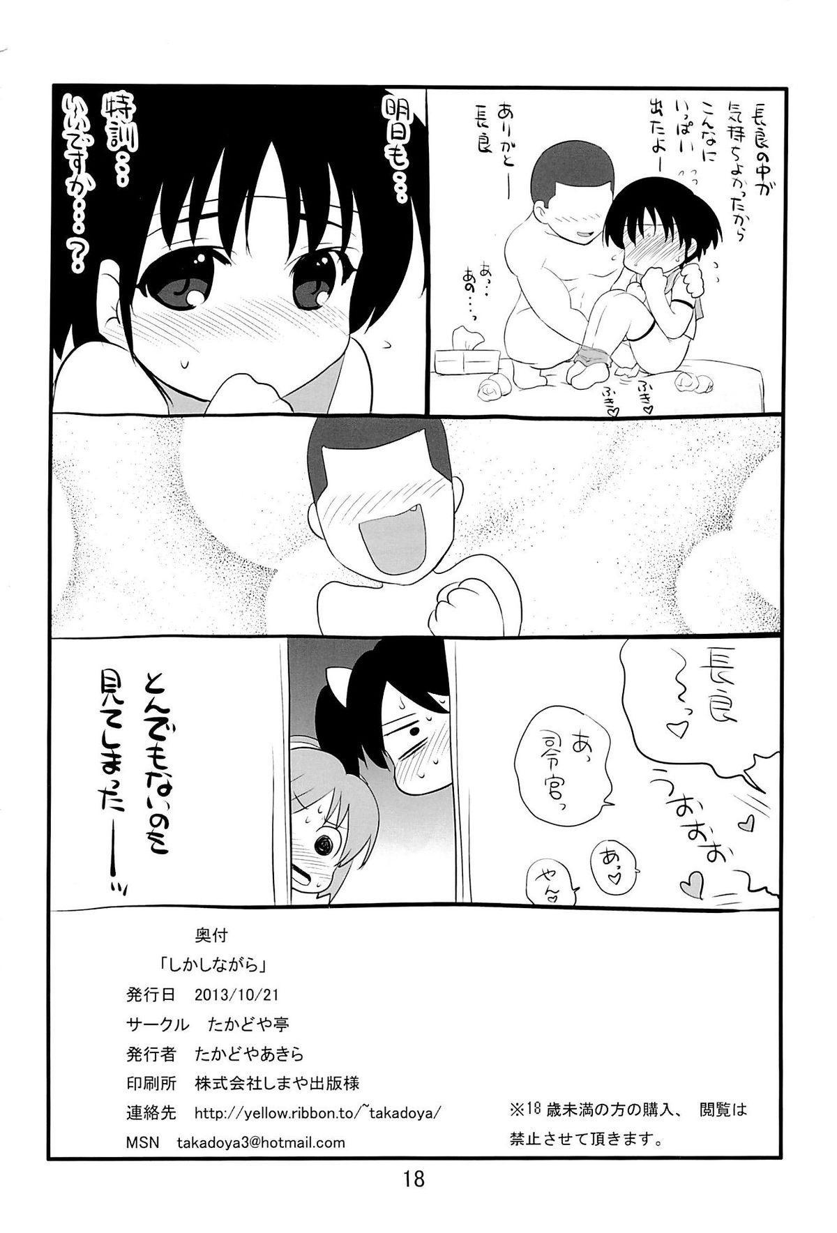 Shikashi Nagara 16