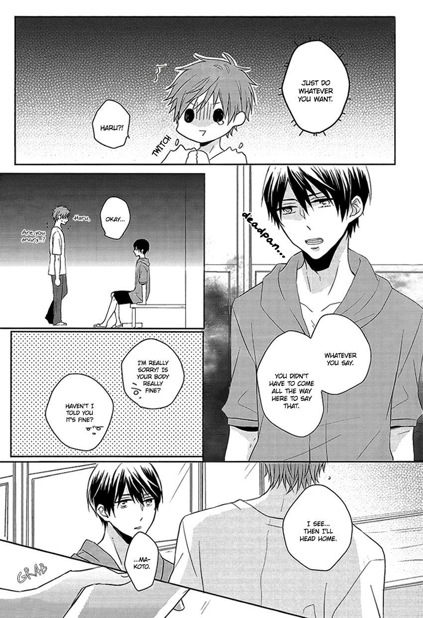 Oboreru Sakana wa Yume o Miru 10