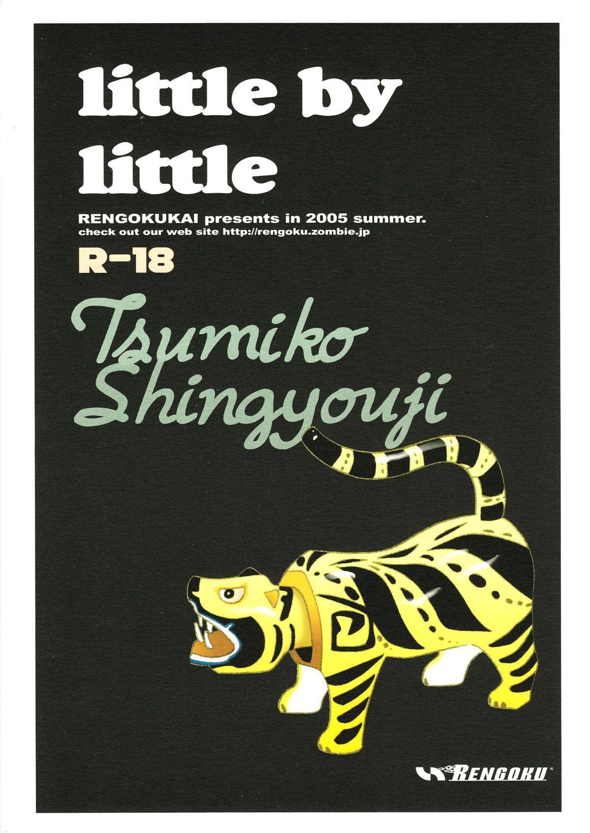 LITTLE BY LITTLE 41