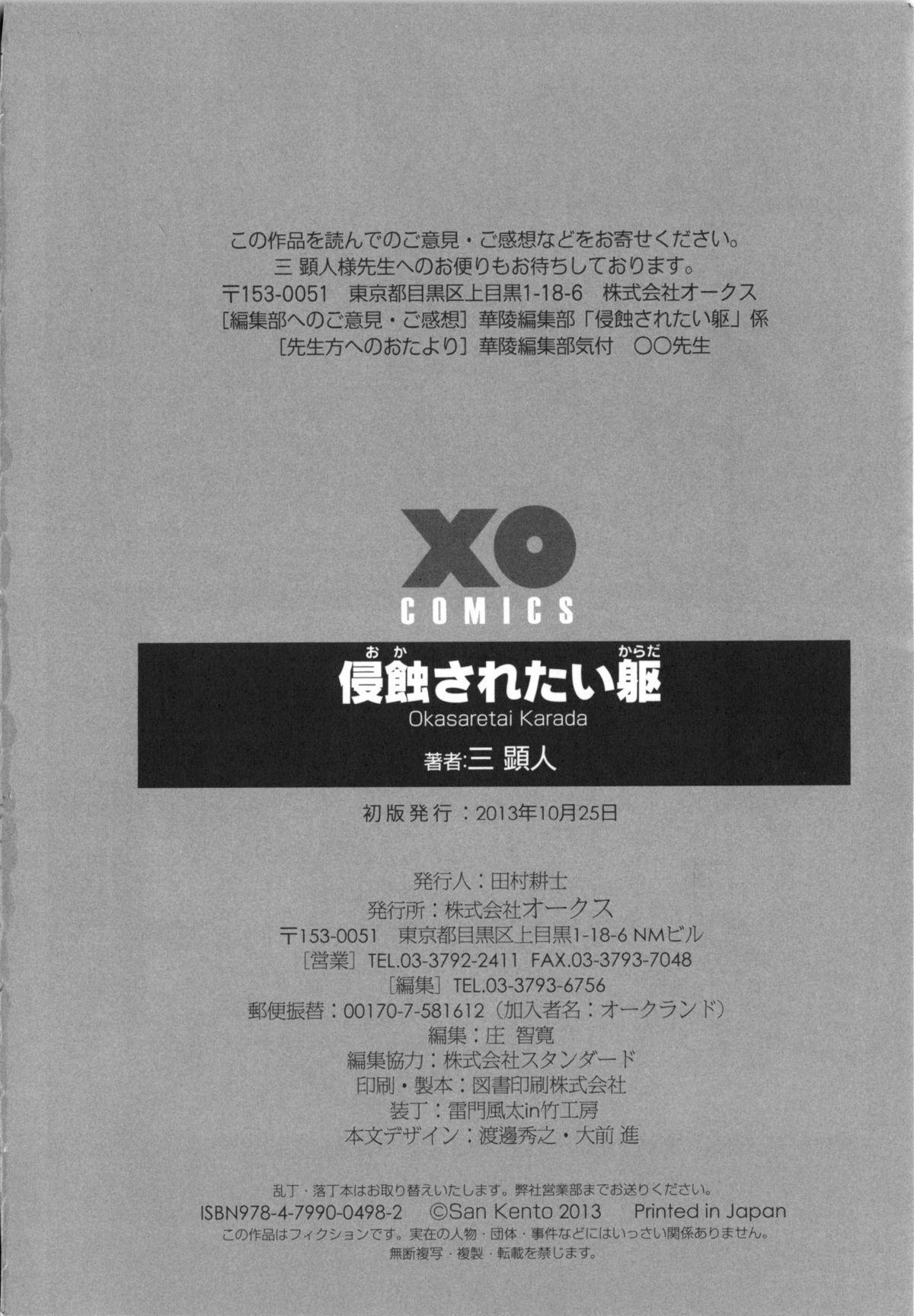 Okasaretai Karada 198