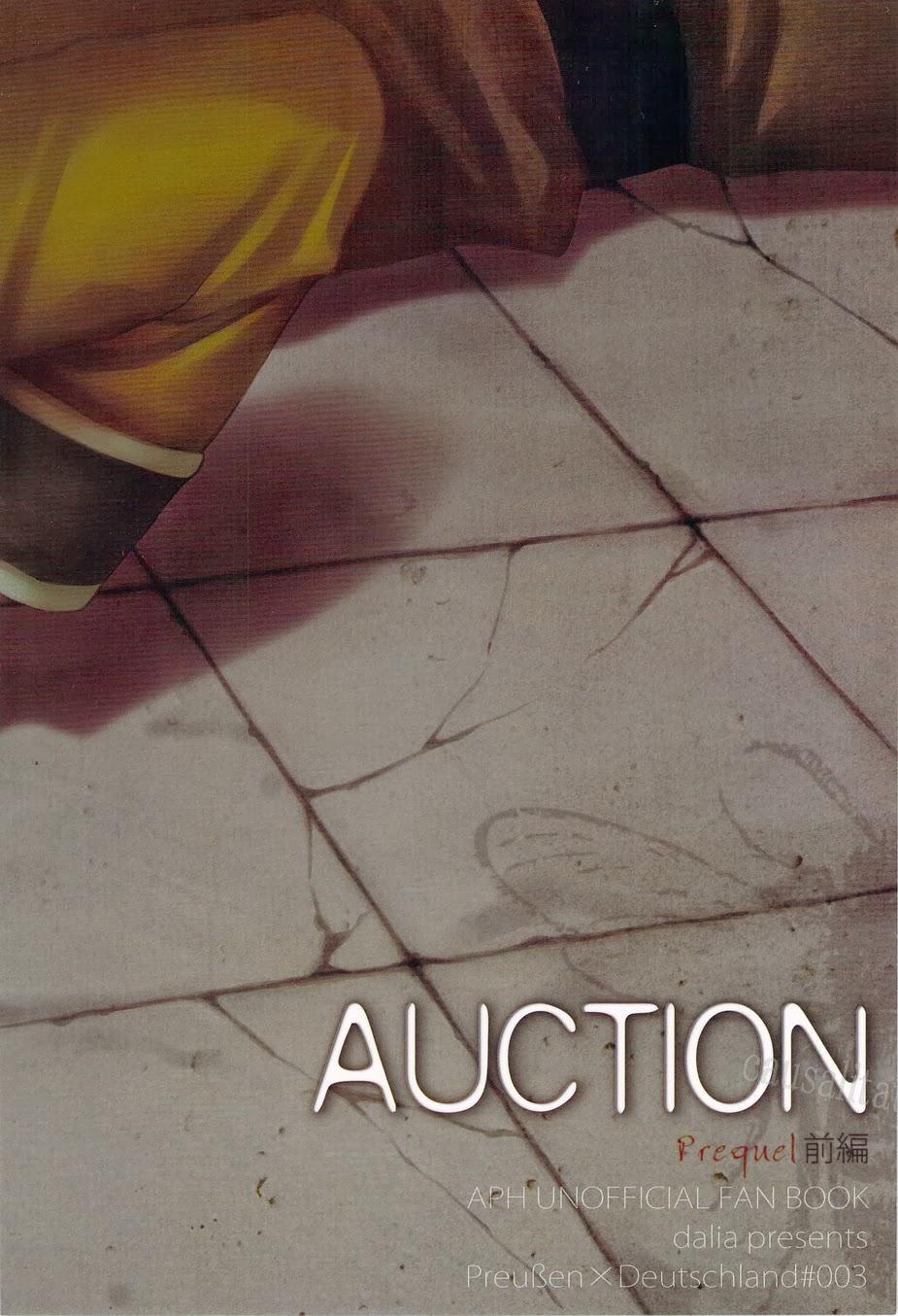 AUCTION Zenpen 1