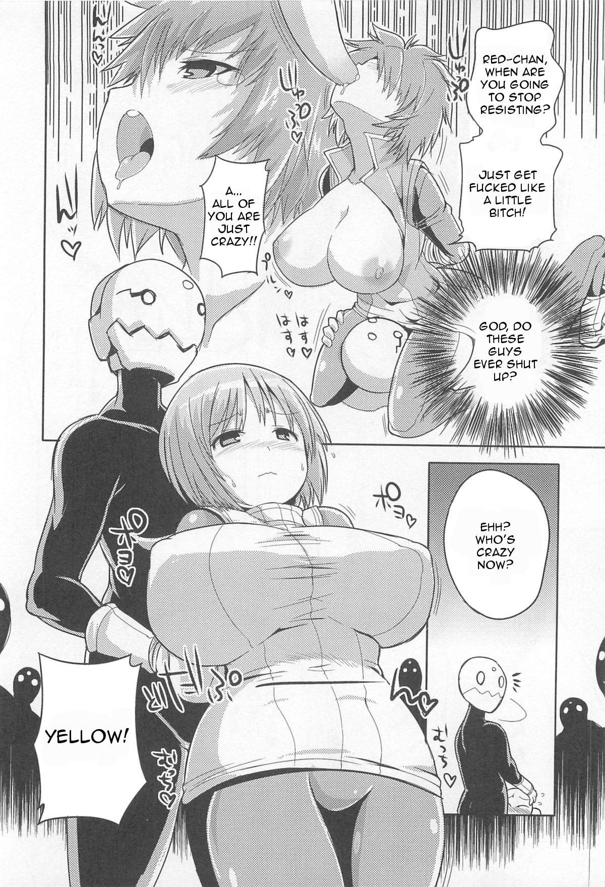 Chousei Sentai Baifoman 7