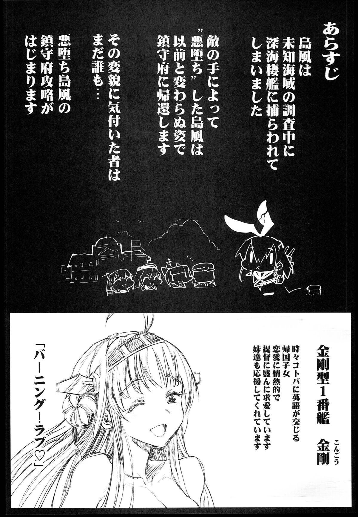 Akuochi Shimakaze 2 3