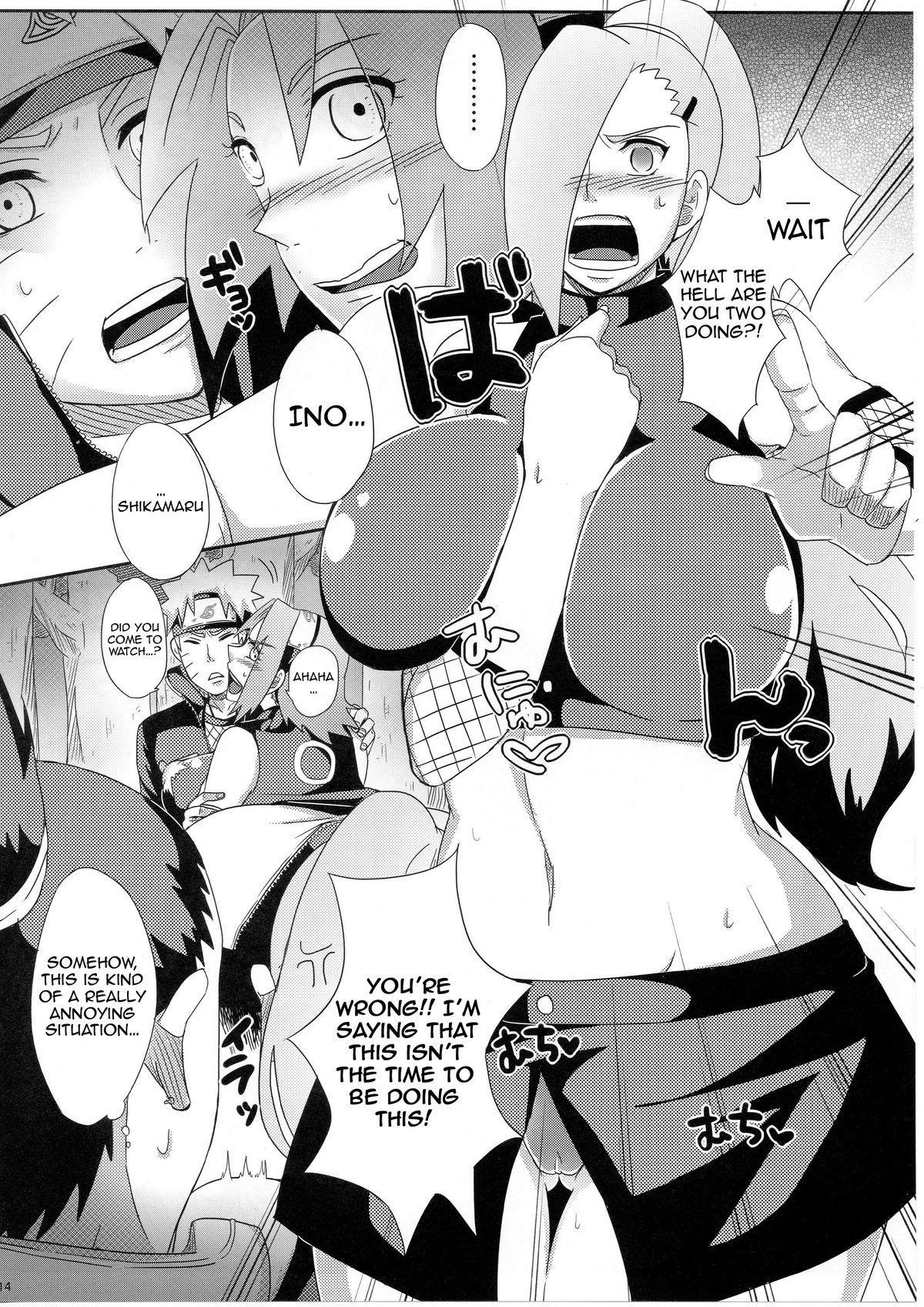 Konoha no Bitch-chan! | Konoha's Bitches! 12
