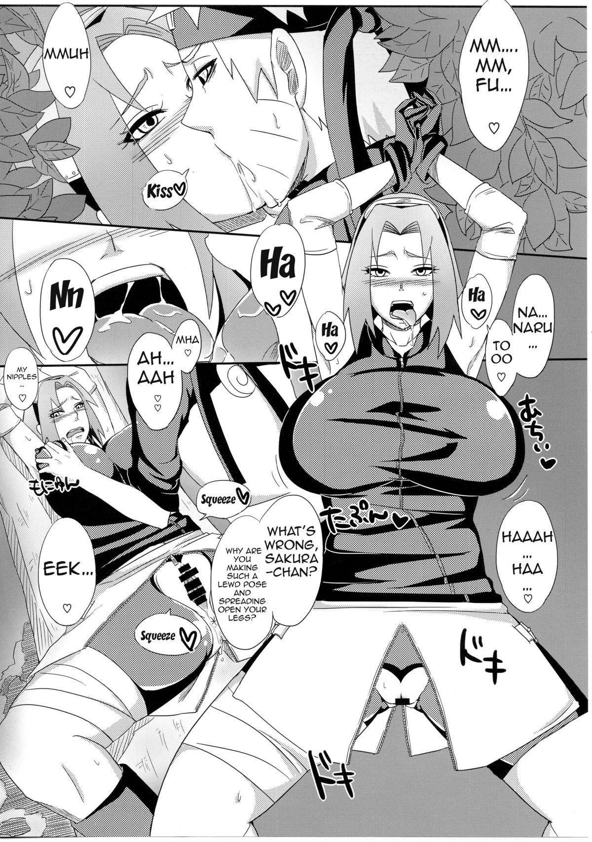 Konoha no Bitch-chan! | Konoha's Bitches! 2