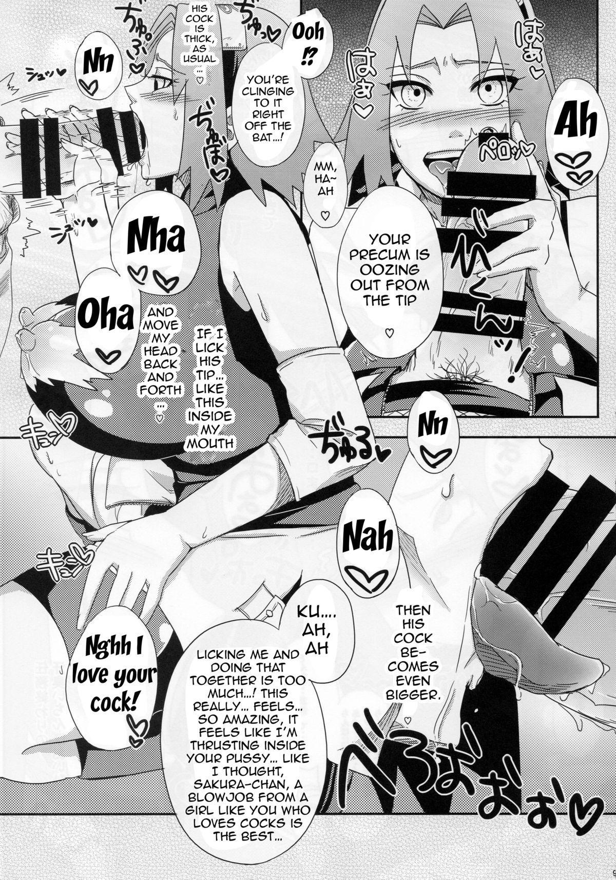 Konoha no Bitch-chan! | Konoha's Bitches! 7