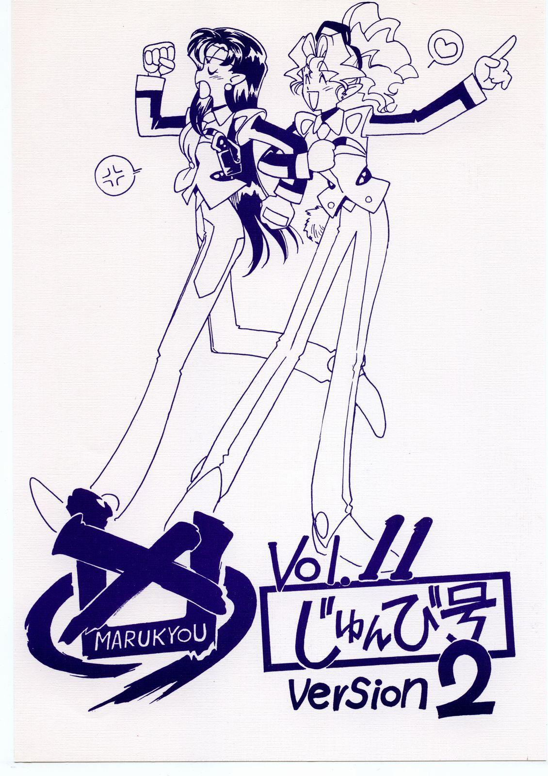 Kyouakuteki Shidou Vol. 11 Junbigou Version 2 0