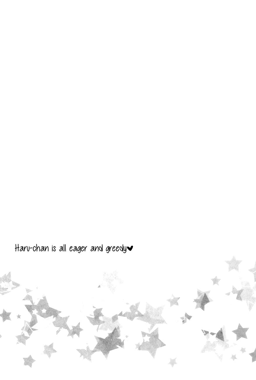 (Renai Free Style! Osaka Taikai) [Karaage of the Year (Karaage Muchio)] Haru-chan wa Shitagari Yokubari | Haru-chan is all eager and greedy♥ (Free!) [English] [Always Here Scans & Baka Dumb Aho Scans] 1