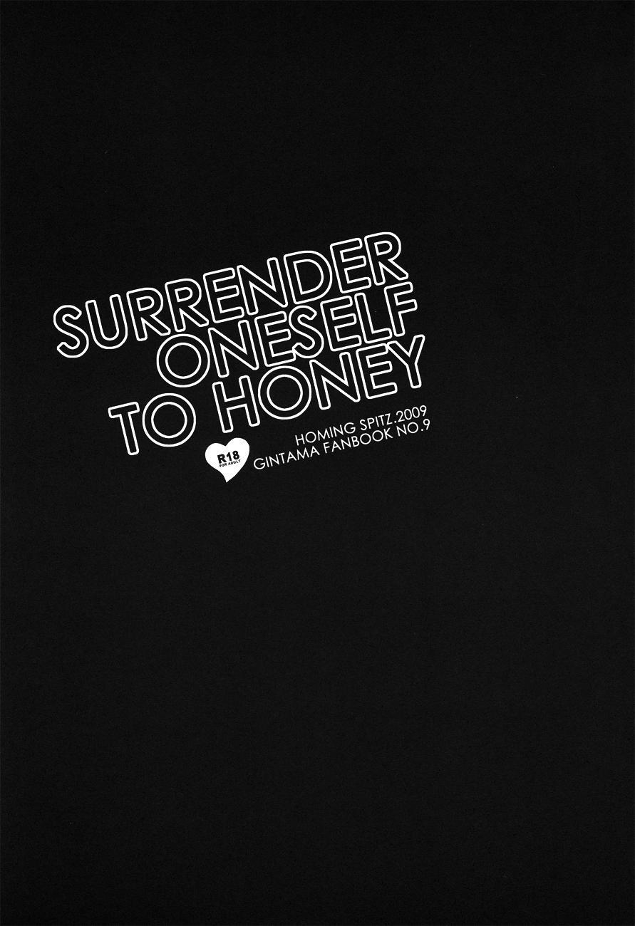 Surrender oneself to Honey 17