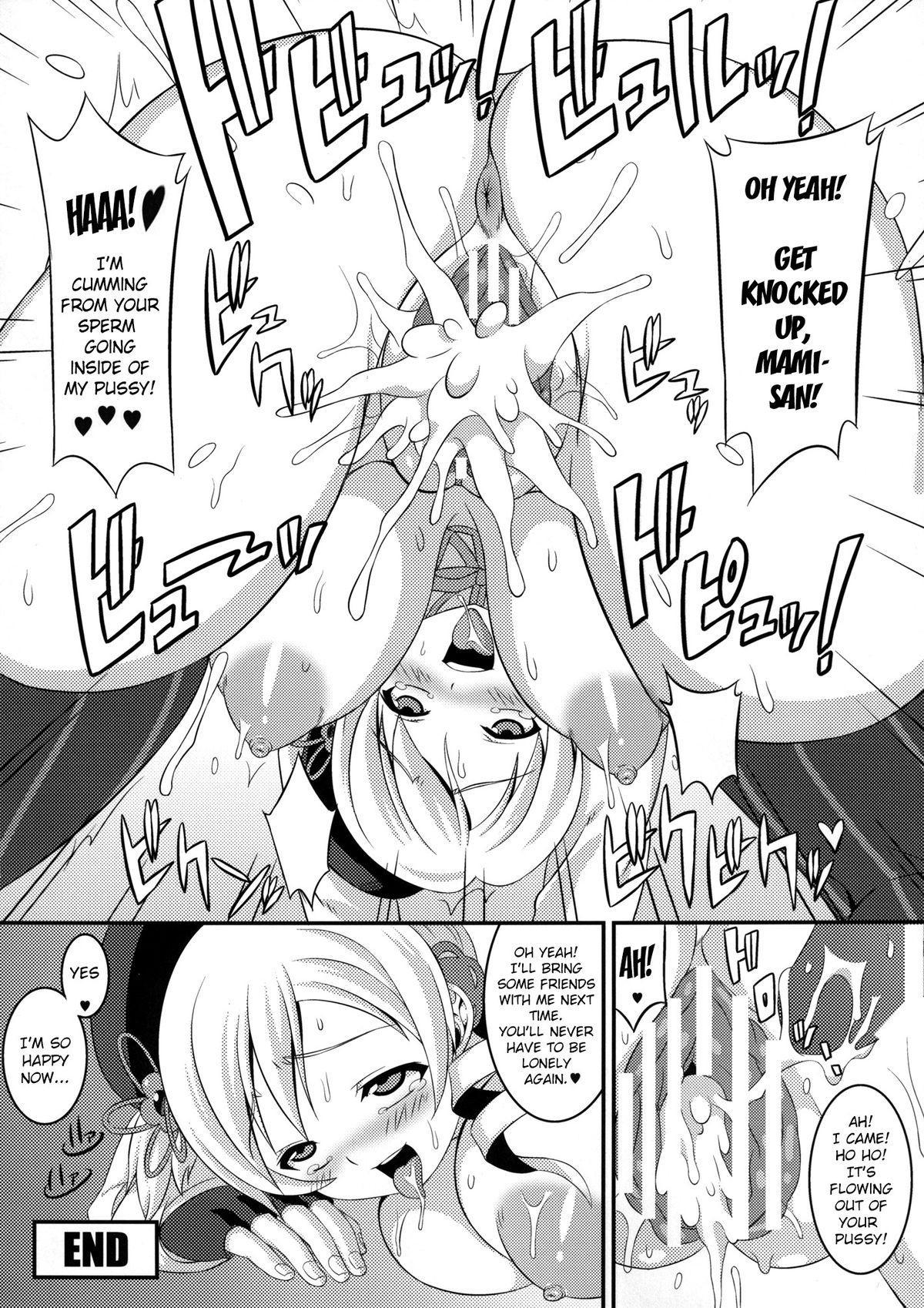 Mahou Shoujo Tomoe Bitch 18