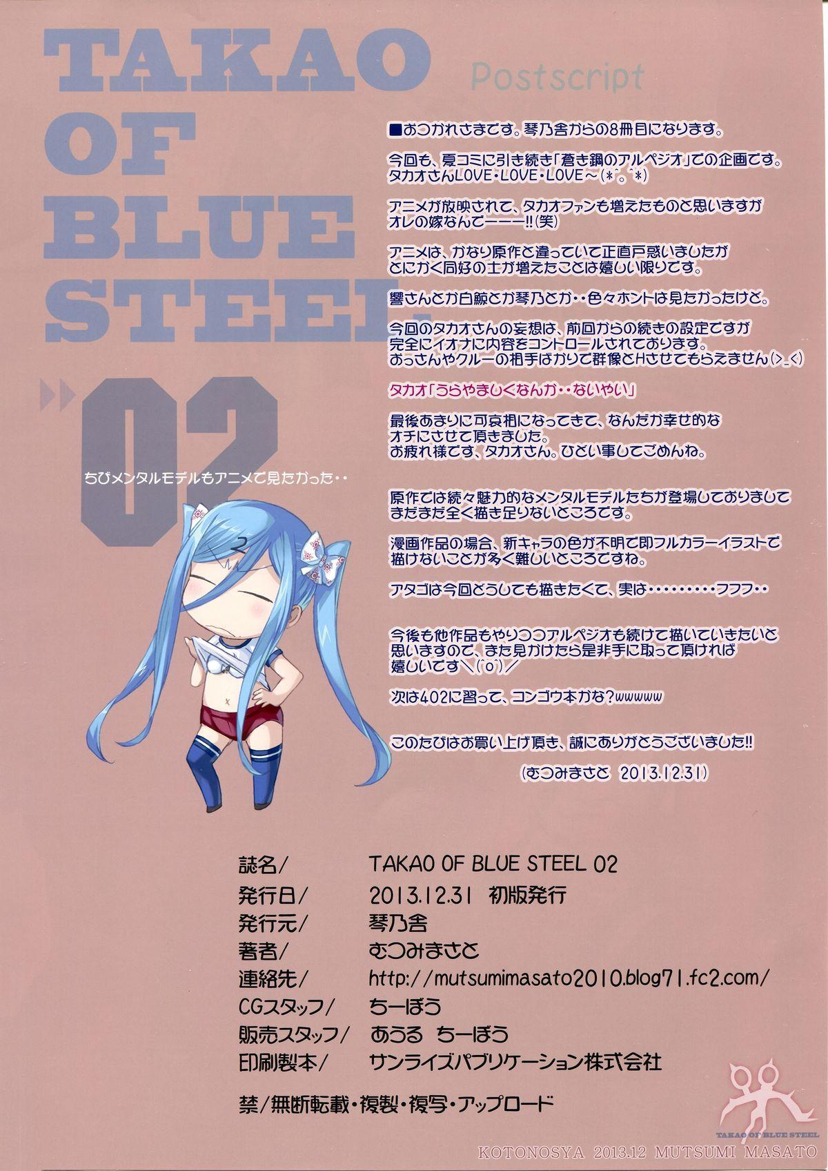 TAKAO OF BLUE STEEL 02 22