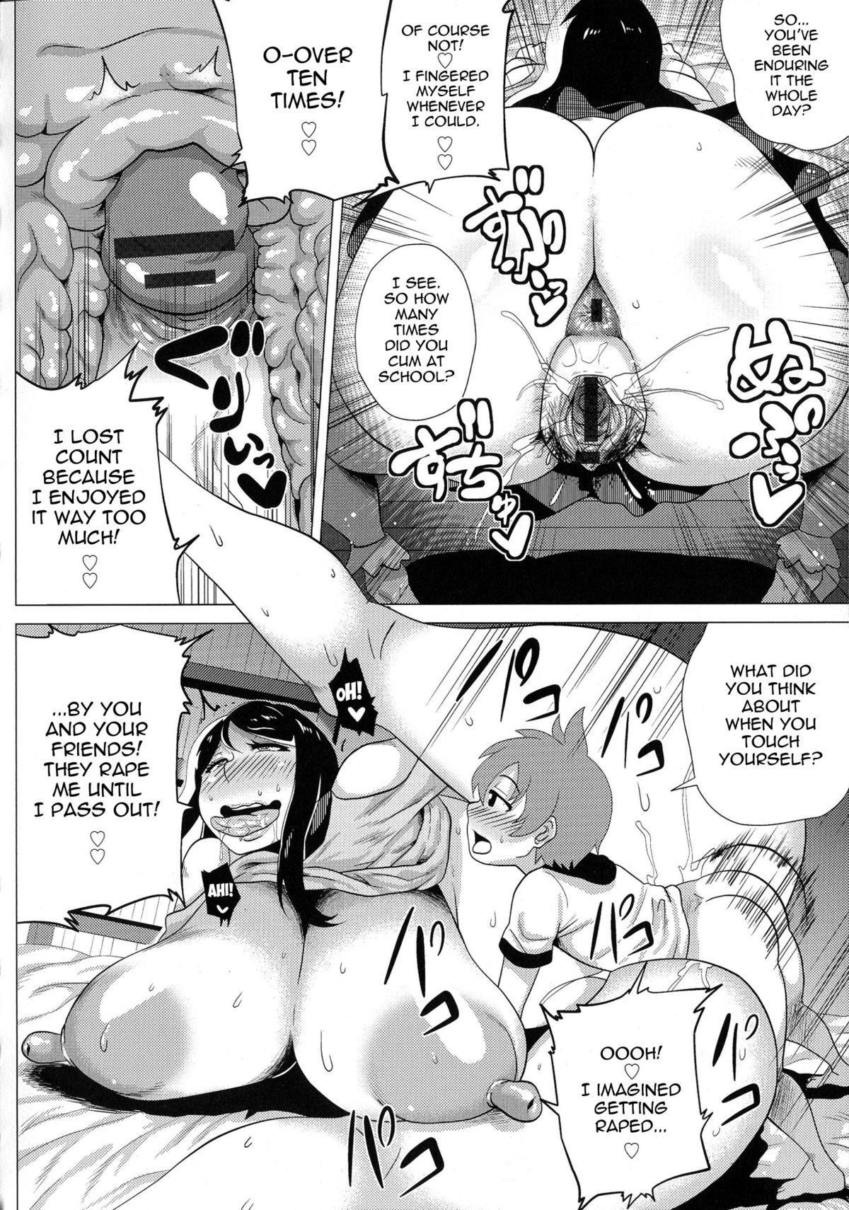 [Yokkora] Megabody Night ~Watashi no Oniku wo Meshiagare~ | Megabody Night ~My voluptuous body & mom love~ [English] {Laruffi + desudesu + EHCOVE} 164