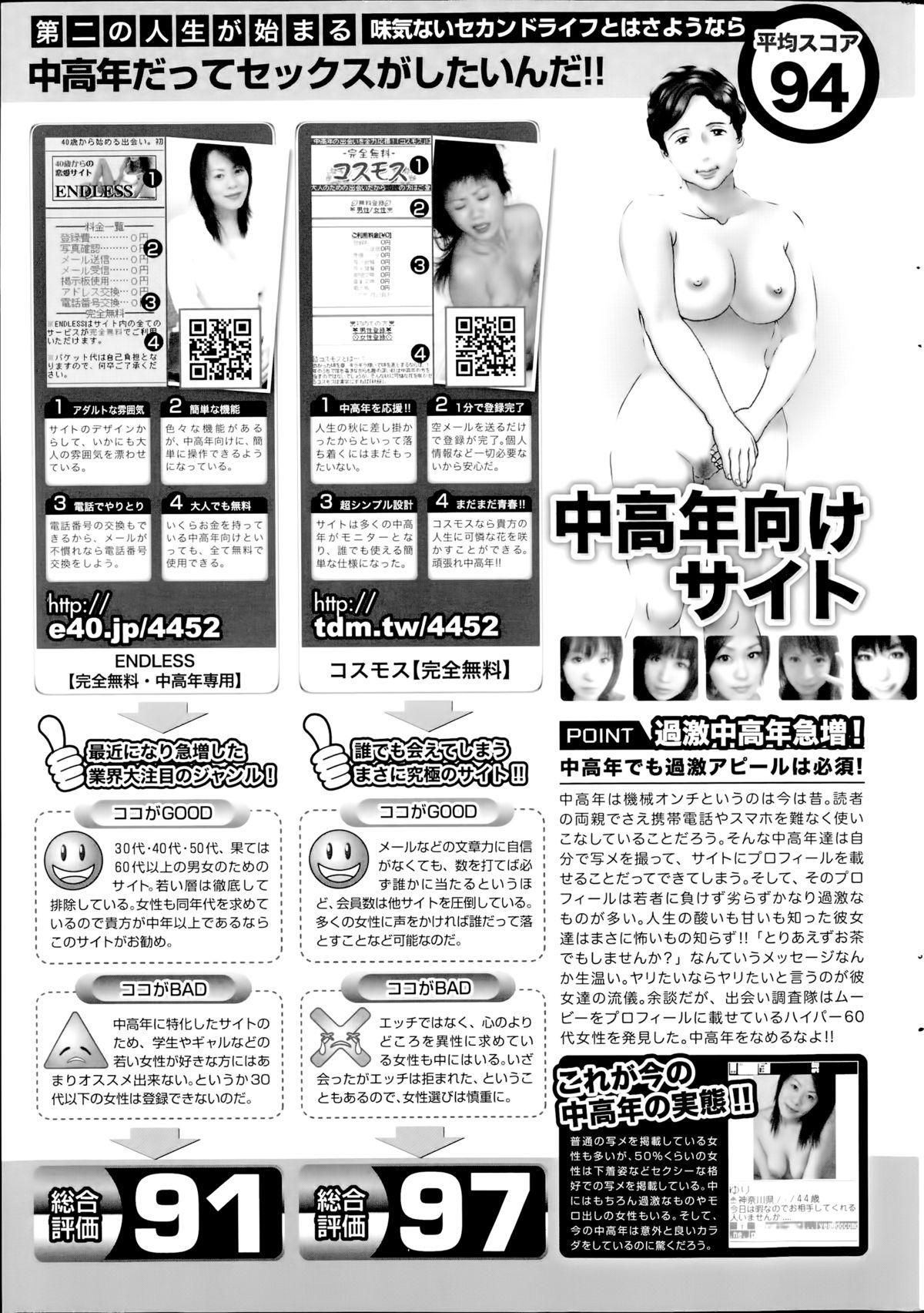 COMIC SIGMA 2014-09 Vol.81 250