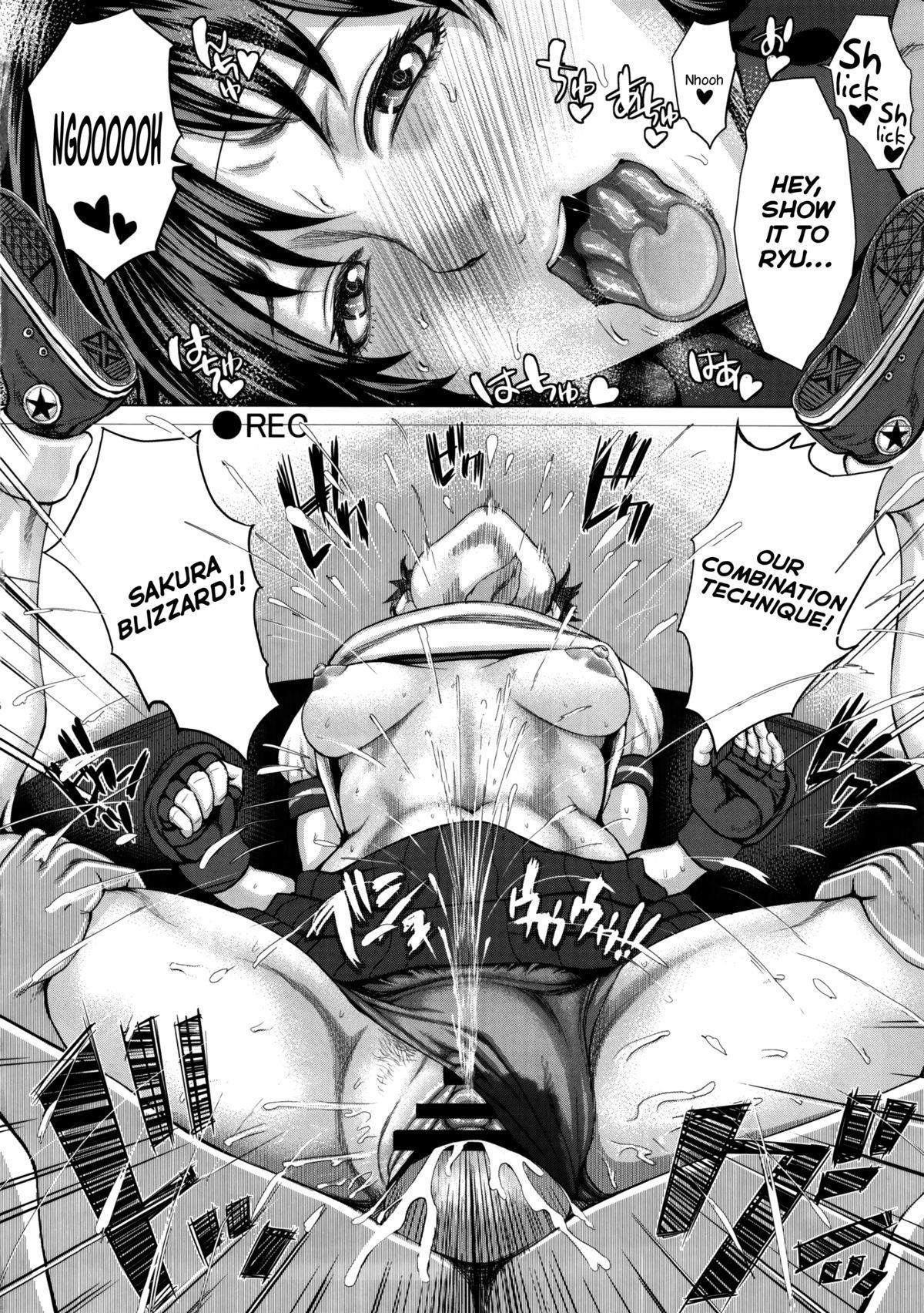Sakura Motto H mo Ganbaru! 16