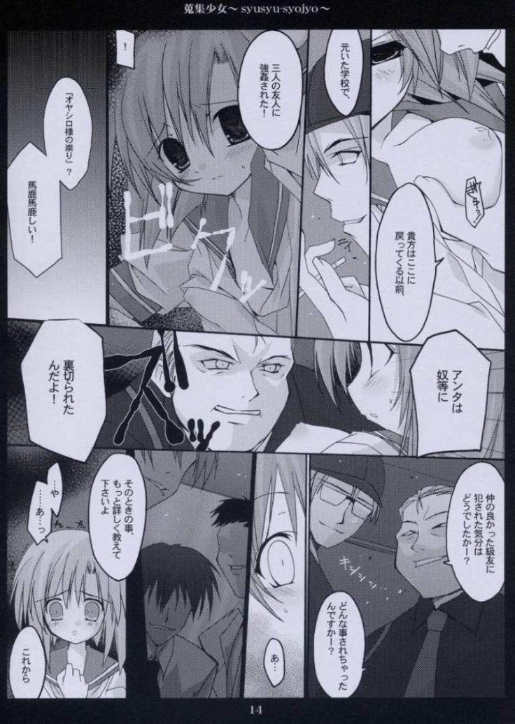 Shuushuu Shoujo 11