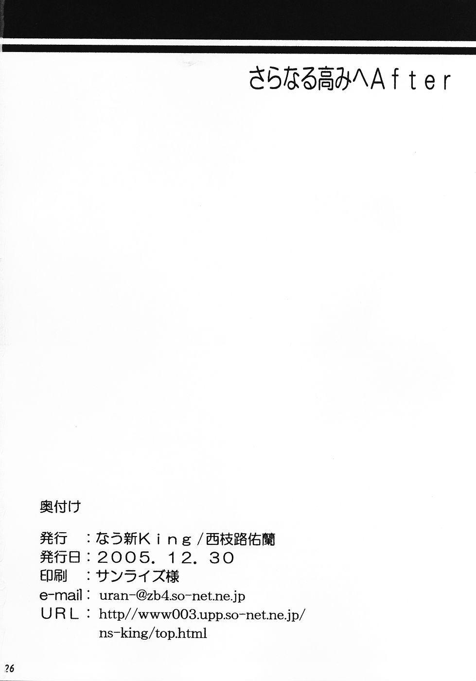 Saranaru Takamihe After 24