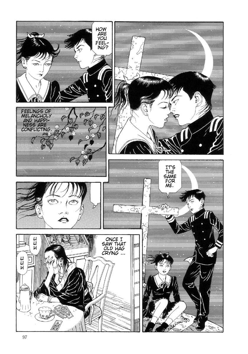 Paraiso - Warau Kyuuketsuki 2   The Laughing Vampire Vol. 2 100