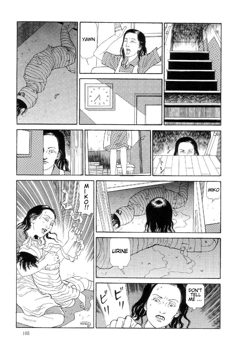 Paraiso - Warau Kyuuketsuki 2   The Laughing Vampire Vol. 2 108
