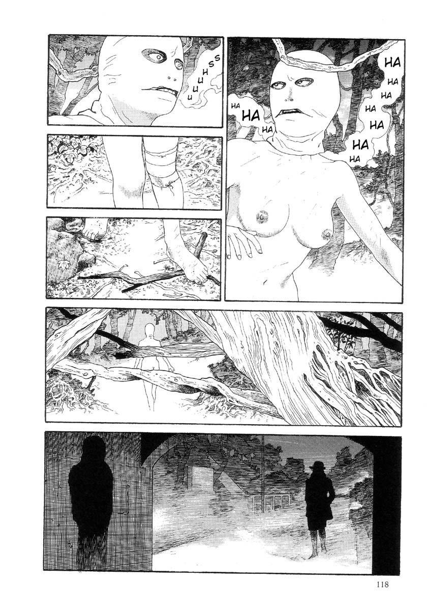 Paraiso - Warau Kyuuketsuki 2   The Laughing Vampire Vol. 2 121