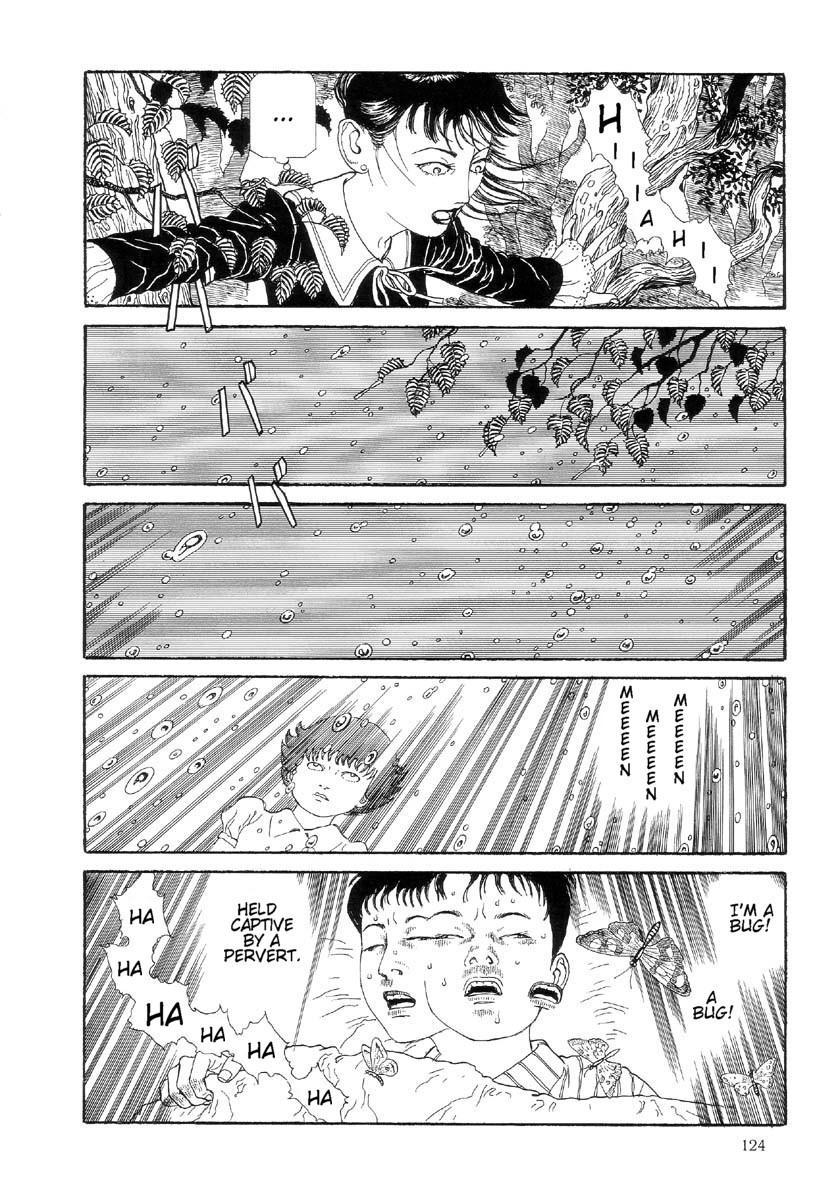Paraiso - Warau Kyuuketsuki 2   The Laughing Vampire Vol. 2 127