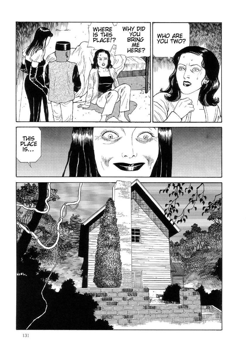 Paraiso - Warau Kyuuketsuki 2   The Laughing Vampire Vol. 2 134