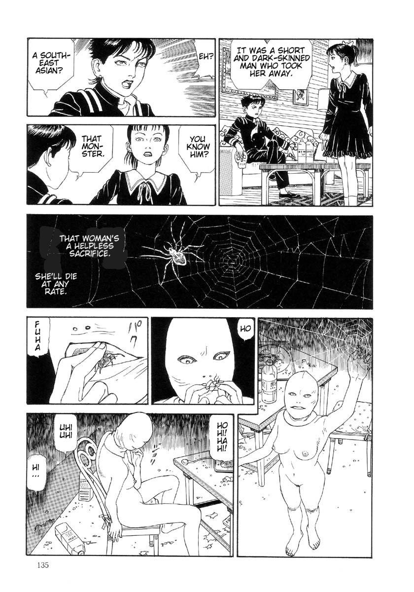 Paraiso - Warau Kyuuketsuki 2   The Laughing Vampire Vol. 2 138