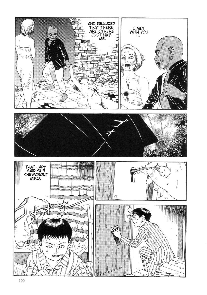 Paraiso - Warau Kyuuketsuki 2   The Laughing Vampire Vol. 2 158