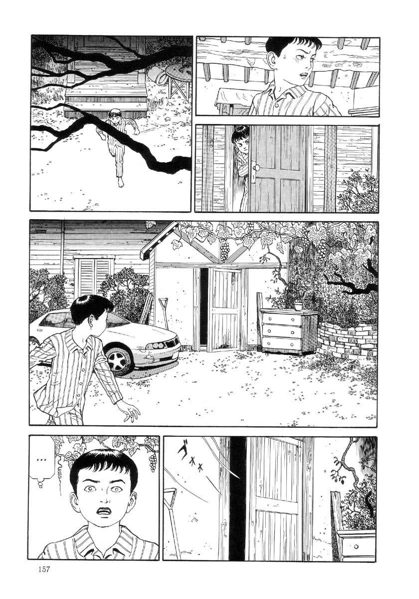 Paraiso - Warau Kyuuketsuki 2   The Laughing Vampire Vol. 2 160