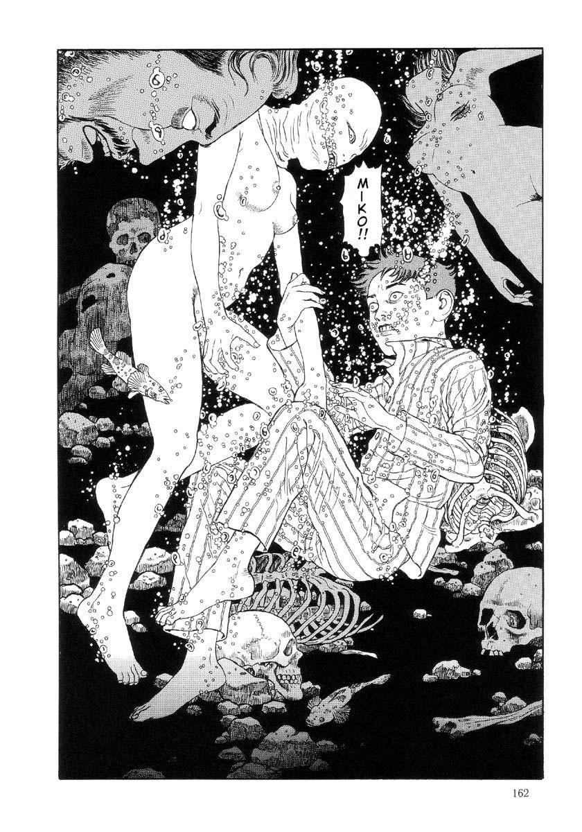 Paraiso - Warau Kyuuketsuki 2   The Laughing Vampire Vol. 2 165