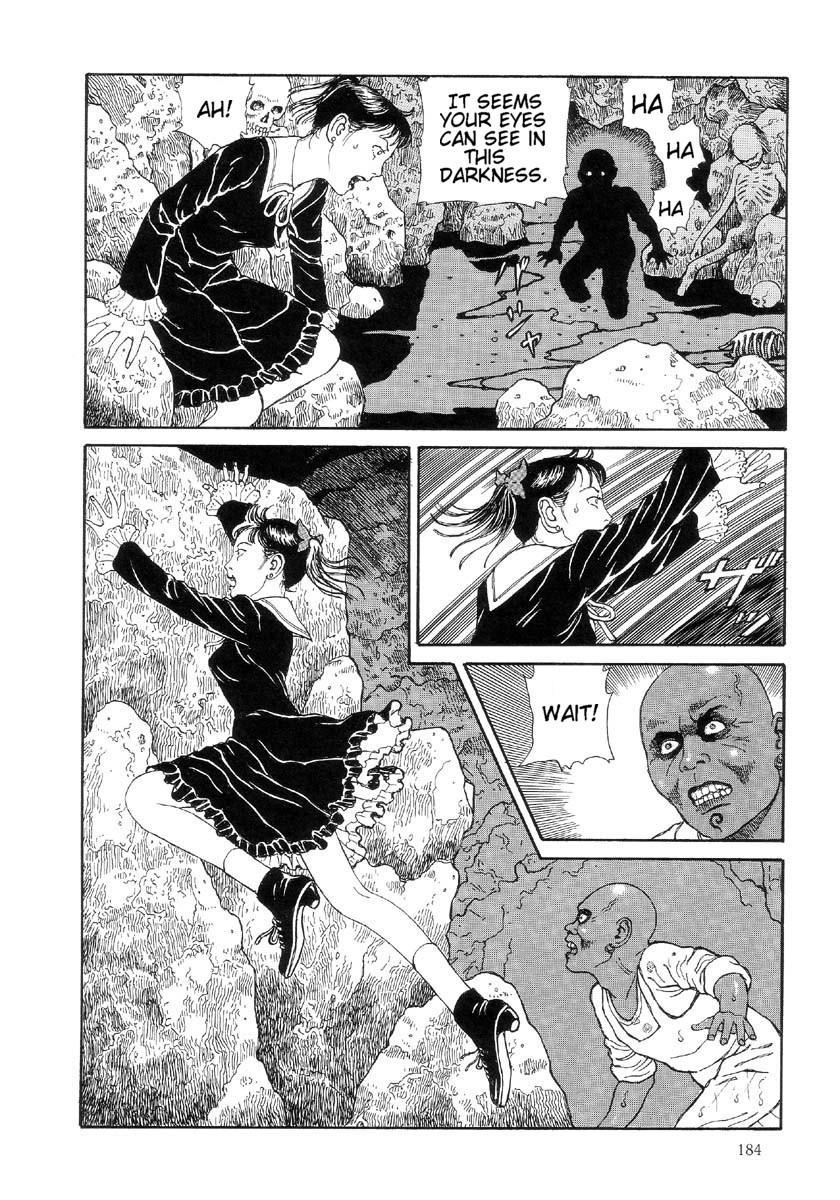 Paraiso - Warau Kyuuketsuki 2   The Laughing Vampire Vol. 2 186