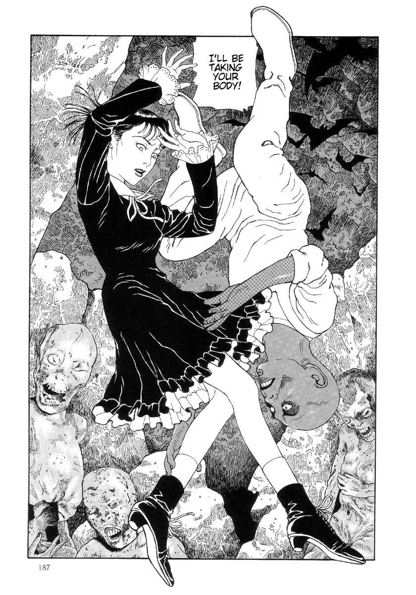 Paraiso - Warau Kyuuketsuki 2   The Laughing Vampire Vol. 2 189
