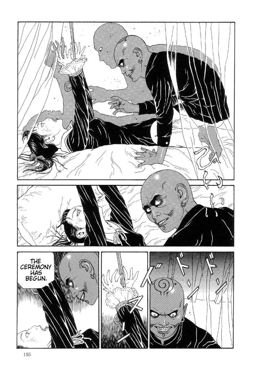 Paraiso - Warau Kyuuketsuki 2   The Laughing Vampire Vol. 2 197