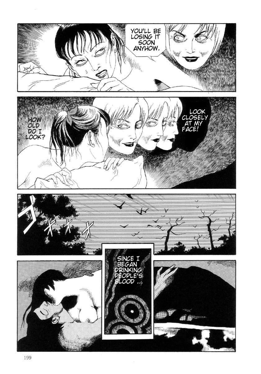 Paraiso - Warau Kyuuketsuki 2   The Laughing Vampire Vol. 2 201