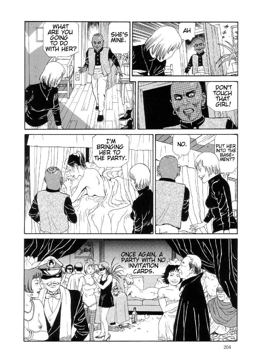 Paraiso - Warau Kyuuketsuki 2   The Laughing Vampire Vol. 2 206