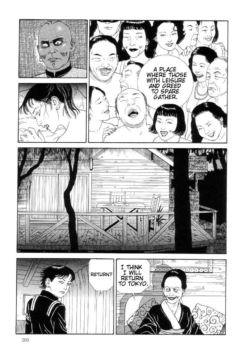 Paraiso - Warau Kyuuketsuki 2   The Laughing Vampire Vol. 2 207