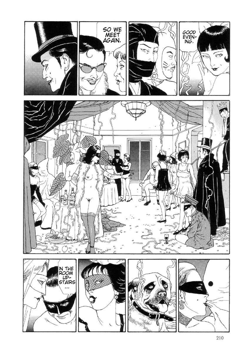 Paraiso - Warau Kyuuketsuki 2   The Laughing Vampire Vol. 2 212
