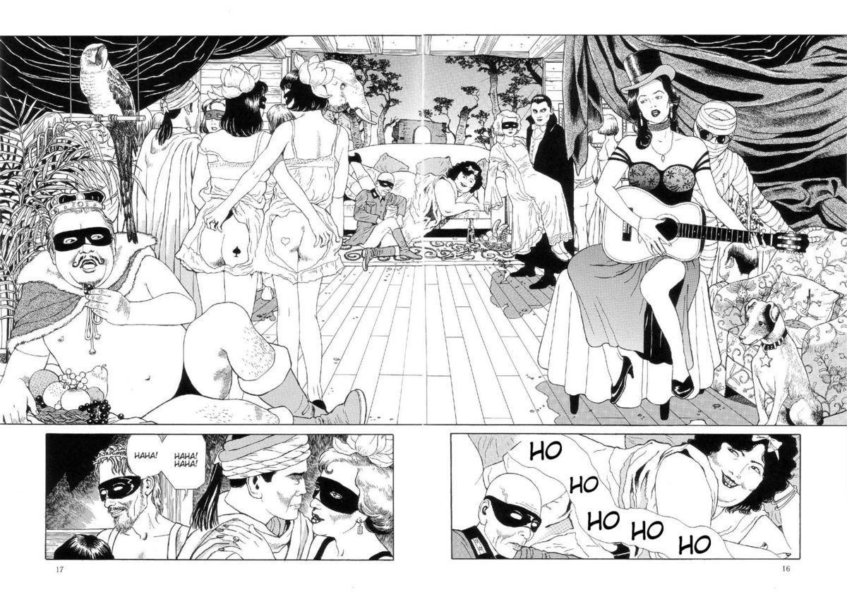 Paraiso - Warau Kyuuketsuki 2   The Laughing Vampire Vol. 2 21