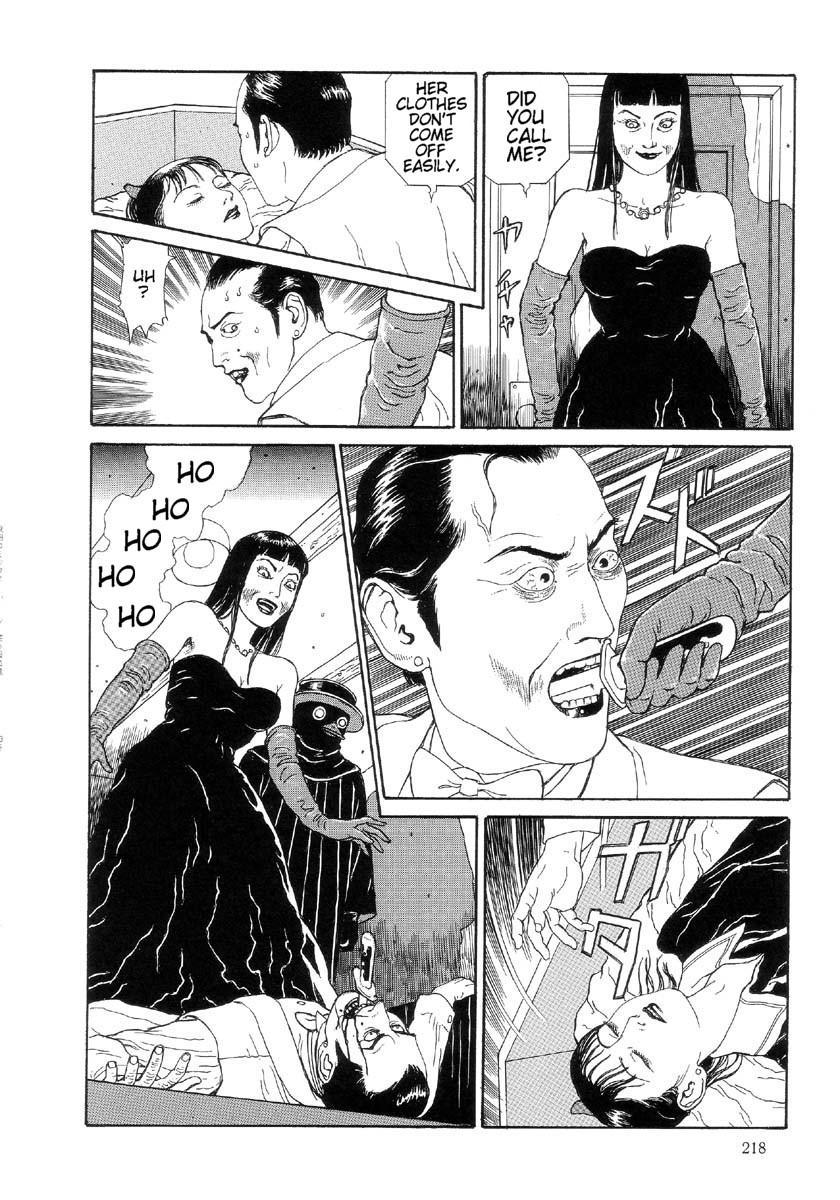 Paraiso - Warau Kyuuketsuki 2   The Laughing Vampire Vol. 2 220