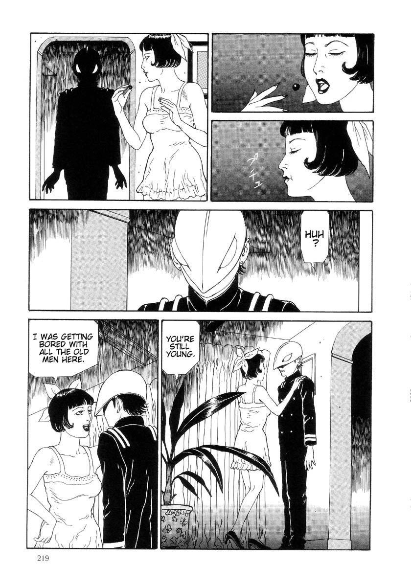 Paraiso - Warau Kyuuketsuki 2   The Laughing Vampire Vol. 2 221