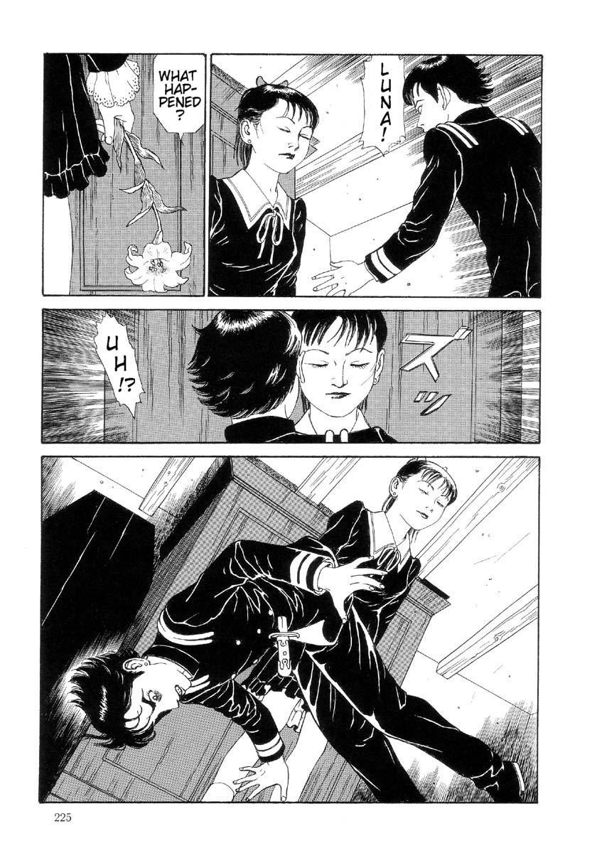 Paraiso - Warau Kyuuketsuki 2   The Laughing Vampire Vol. 2 227