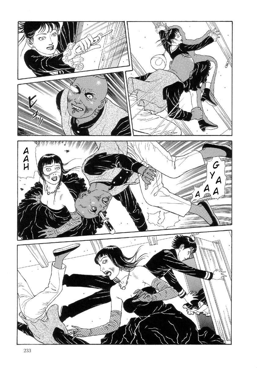 Paraiso - Warau Kyuuketsuki 2   The Laughing Vampire Vol. 2 235