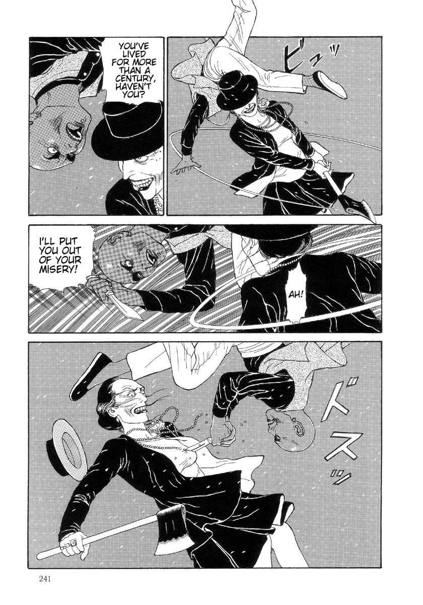 Paraiso - Warau Kyuuketsuki 2   The Laughing Vampire Vol. 2 243