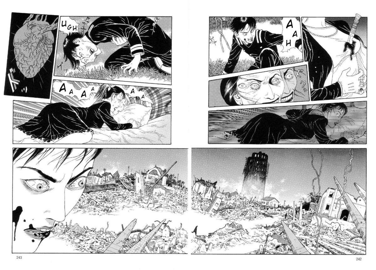Paraiso - Warau Kyuuketsuki 2   The Laughing Vampire Vol. 2 244