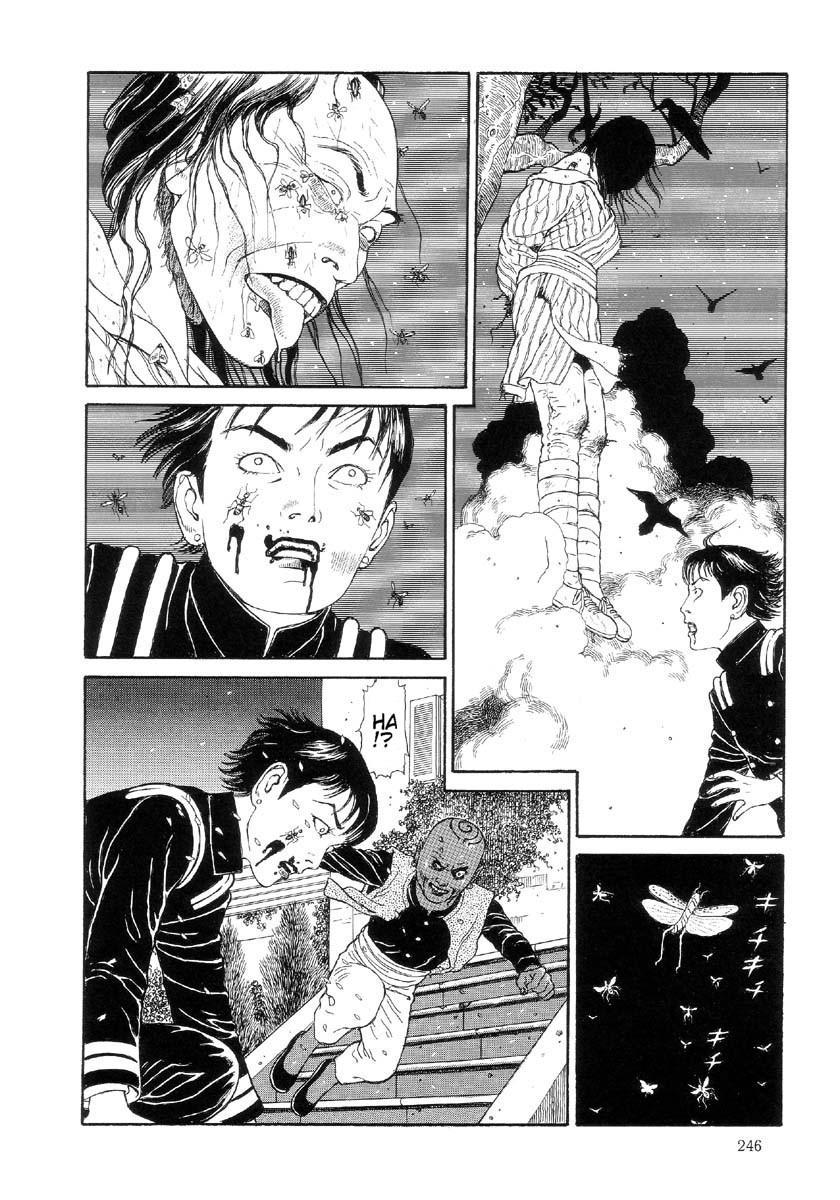 Paraiso - Warau Kyuuketsuki 2   The Laughing Vampire Vol. 2 246