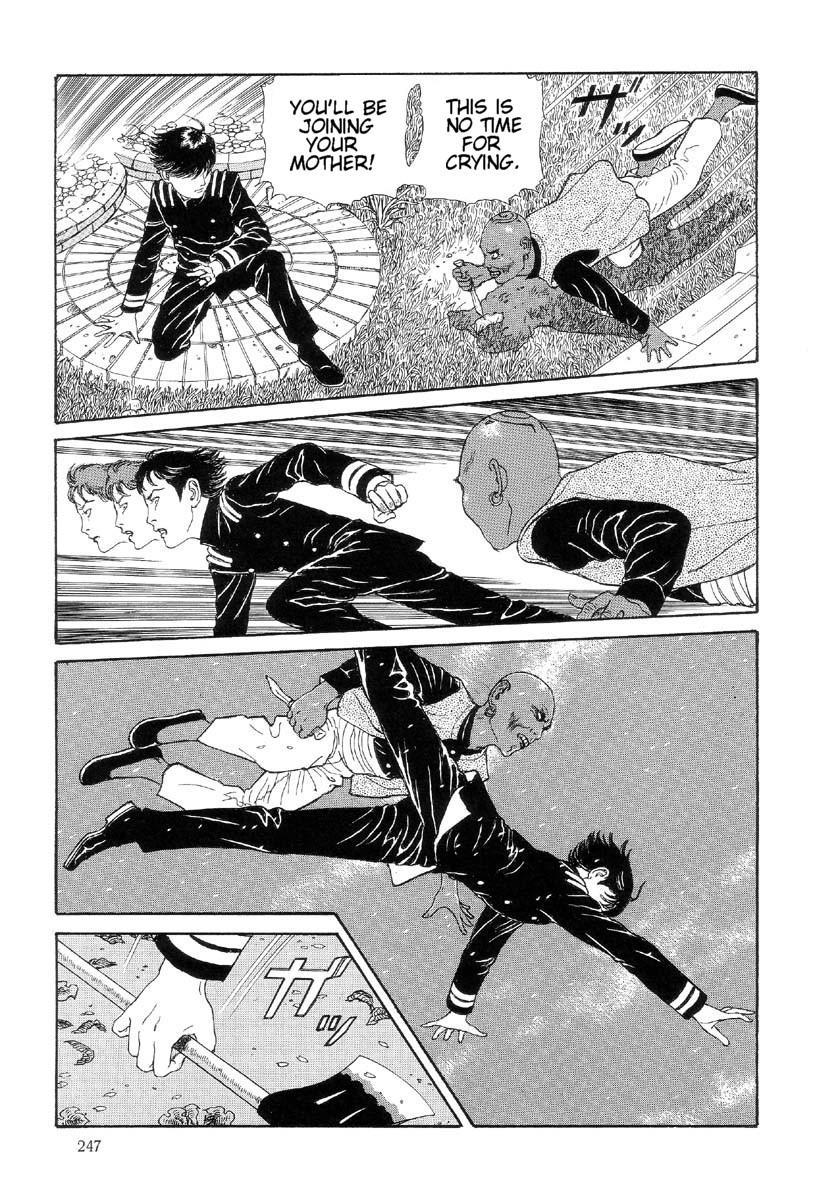 Paraiso - Warau Kyuuketsuki 2   The Laughing Vampire Vol. 2 247