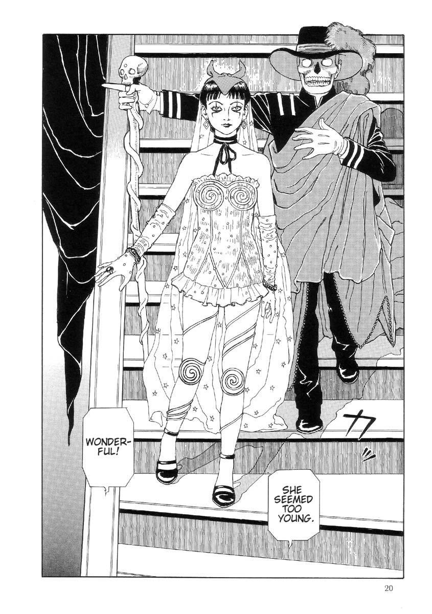 Paraiso - Warau Kyuuketsuki 2   The Laughing Vampire Vol. 2 24