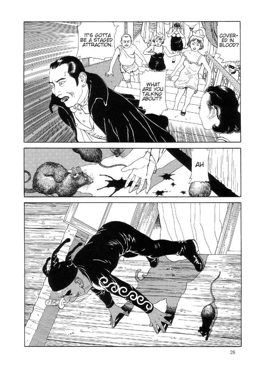 Paraiso - Warau Kyuuketsuki 2   The Laughing Vampire Vol. 2 32