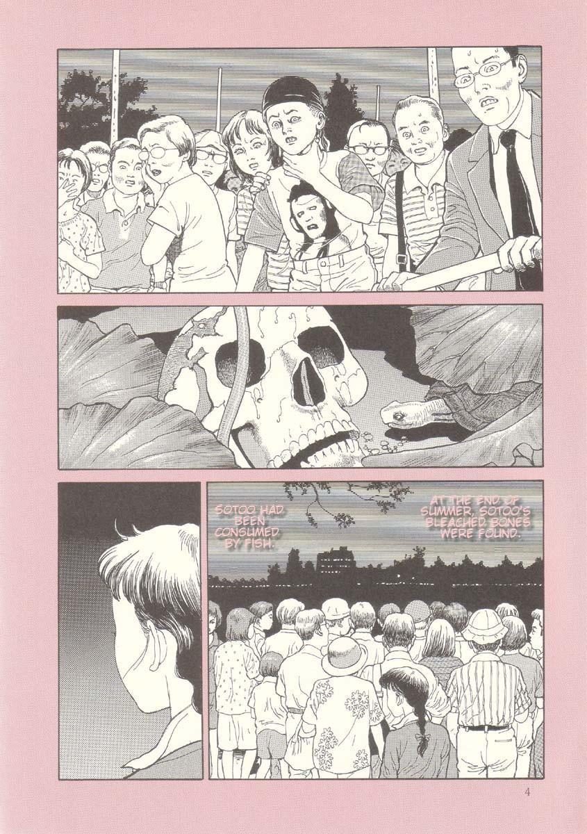 Paraiso - Warau Kyuuketsuki 2   The Laughing Vampire Vol. 2 3