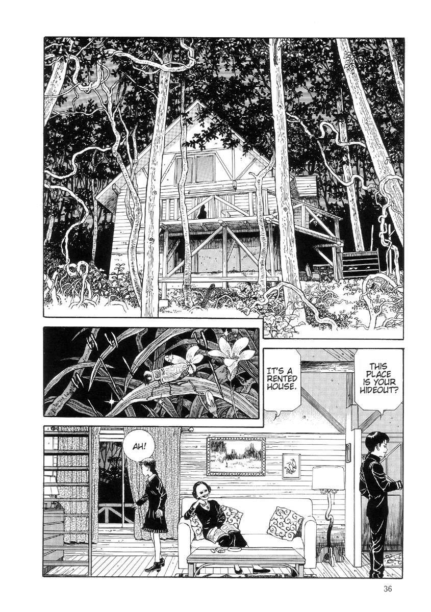 Paraiso - Warau Kyuuketsuki 2   The Laughing Vampire Vol. 2 40