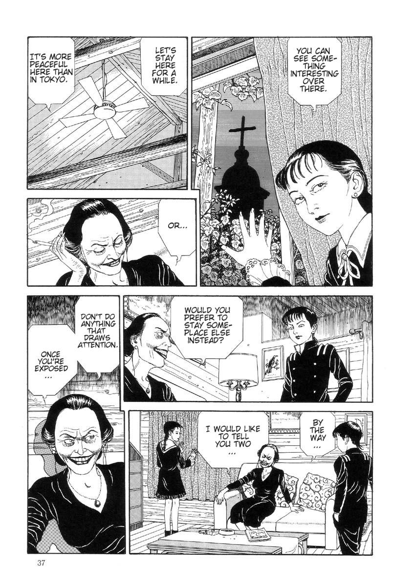 Paraiso - Warau Kyuuketsuki 2   The Laughing Vampire Vol. 2 41